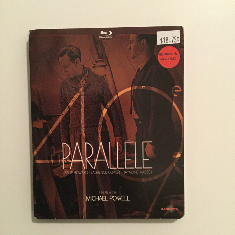 49th Parallel - Michael Powell